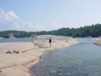<h2>NORTH CHANNEL GEORGIAN BAY</h2><p>BENJAMIN ISLANDS PROVIDE SOME SPECTACULAR VIEWS ON THE ROCK BEACHES</p>