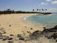 <h2>TURKS & CAICOS</h2><p>THE WEST CAICOS ISLAND HAS SPECTACULAR MILES OF BEACH. NO NEED FOR TAN LINES HERE. </p>