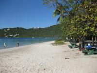 <h2>US VIRGIN ISLANDS</h2><p>MEGANS BAY IS SUPER POPULAR AND ONE OF THE BEST BEACHES IN THE CARIBBEAN BUT MOSTLY FOR THE TOURIST TYPES.</p>
